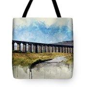 Ribblehead Viaduct Tote Bag