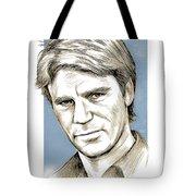 Richard Dean Anderson Color Tote Bag