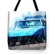 Richard Petty Superbird Tote Bag