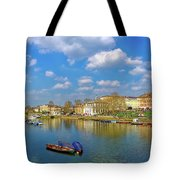 Richmond Upon Thames - Panorama Tote Bag