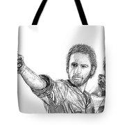 Rick And Daryl Tote Bag