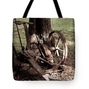 Riding In Style Tote Bag