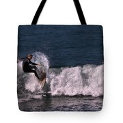 Right Turn Tote Bag