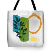 Rising With The Sun 1- Art By Linda Woods Tote Bag