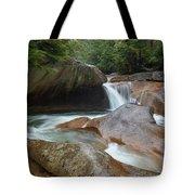 River Bend Tote Bag by Sharon Seaward