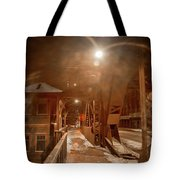 River Bridge Tote Bag