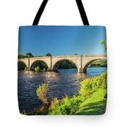 River Tay, Dunkeld, Perthshire Tote Bag