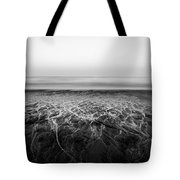 Rivers Flowing Into The Night Tote Bag
