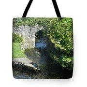 Rivers Merging Tote Bag
