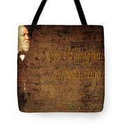 Robert Browning 1 Tote Bag
