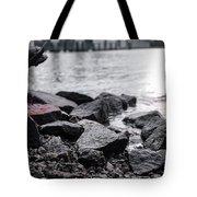Rock Bridge Tote Bag