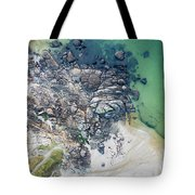 Rock Clusters Tote Bag