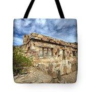 Rock House Tote Bag