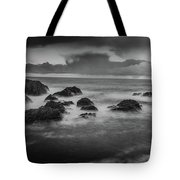 Rocks In The Storm Tote Bag