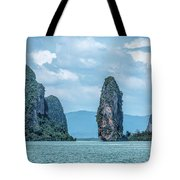 Rocky Islands Tote Bag