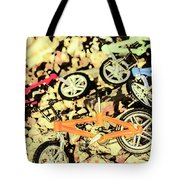 Rocky Racers Tote Bag