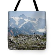 Rocky View Tote Bag