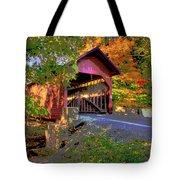 Roddy Road Bridge Tote Bag