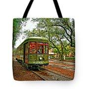 Rollin' Thru New Orleans Tote Bag