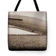 Roma Dirigible At Bolling Field Air Tote Bag