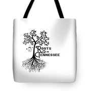 Roots In Tn Tote Bag