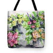 Rose Bundles Tote Bag