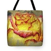 Rose Painting Tote Bag