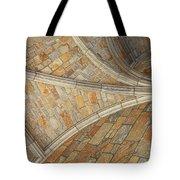 Round Passage Tote Bag