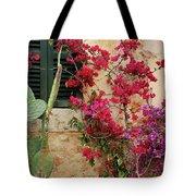 Rustic Life - Flowers Tote Bag