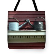 Rustic Watering Cans  Tote Bag