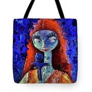 Sally  Tote Bag by Al Matra