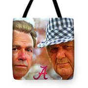 Saban And Bear Tote Bag