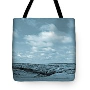 Sailing Over Slope County Tote Bag