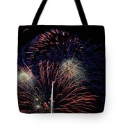 Saint Louis Missouri 4th July 2018 Tote Bag