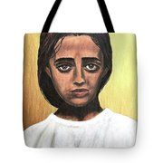 Saint Maria Goretti Tote Bag
