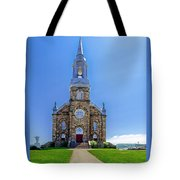 Saint Peter's Catholic Church Tote Bag