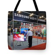 Sales Promotion For Electric Household Appliances Tote Bag