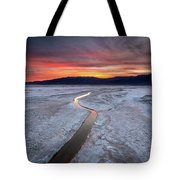 Salt Creek Flats Tote Bag