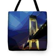 San Francisco Bridge Tote Bag by ISAW Company