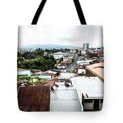 San Jose Costa Rica Tote Bag