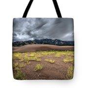 Sand Dunes Tote Bag