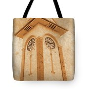 Sandgate Town Hall Tote Bag