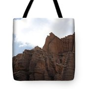 Sandstone Hoodoos Tote Bag