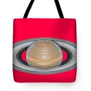 Saturnian Image 2 Tote Bag