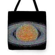 Saturnian Image 5 Tote Bag