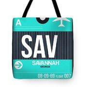 Sav Savannah Luggage Tag II Tote Bag