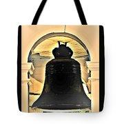 Savannah Exchange Bell Tote Bag