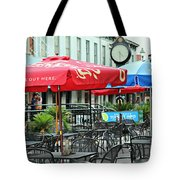 Savannah Join Us Out Here Tote Bag