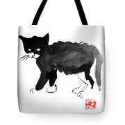 Scared Tote Bag