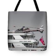 Sea And Air Turks And Caicos Tote Bag